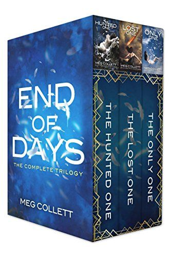End of Days: The Complete Trilogy (Books 1-3) by Meg Collett https://www.amazon.com/dp/B00ML6B4OC/ref=cm_sw_r_pi_dp_CUdvxb7AKZSY0
