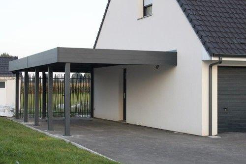 Carport Aluminium Concept construit et installe des carports en aluminium de qualité reconnue dans la région Nord-Pas-de-Calais.
