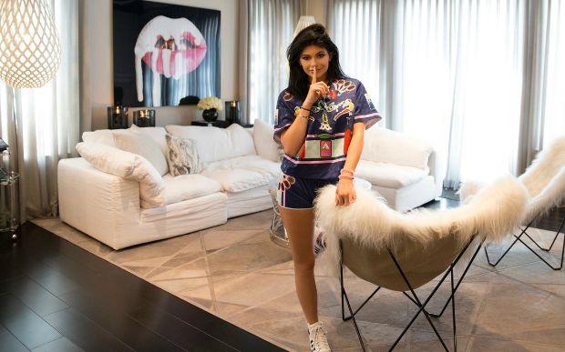 Decoração das celebs: vem ver a mansão mara da Kylie Jenner - Você - CAPRICHO