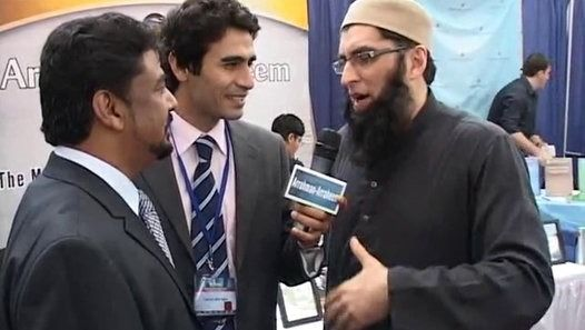 "Junaid Jamshed Views about the Efforts of ""Arraheem Arraheem & Babar Chaudhry"""