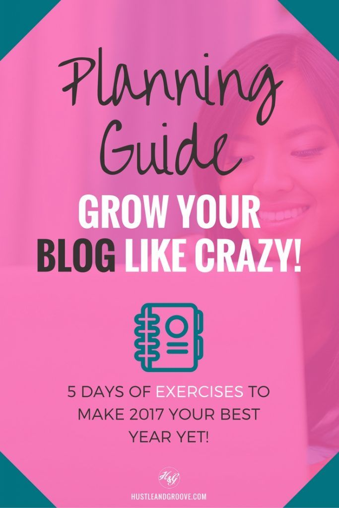 """How to run your own """"Planathon"""" to make your blog and business amazing in 2017. Includes downloadable workbook with exercises to help you plan, plan, plan! Click through to learn more."""
