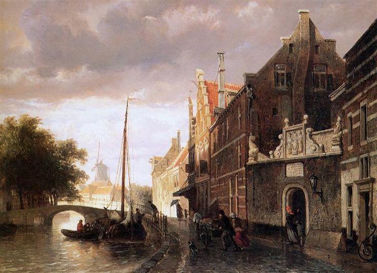 Weeshuis in Kampen - Springer Cornelis