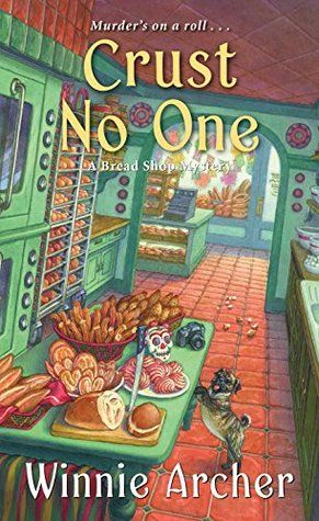 Crust No One by Winnie Archer is the second book in A Bread Shop Mystery series.  Take a moment to read my review of this cozy mystery!  Have a fabulous day!