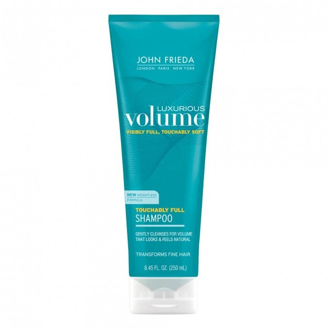 Gently cleanses for volume that looks and feels natural.