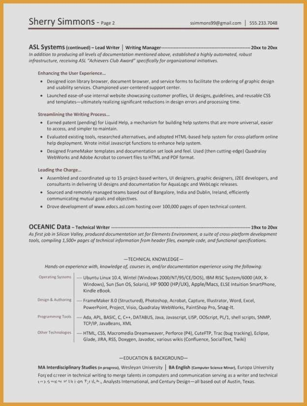 Pin by Steve Moccila on Resume templates   Resume examples