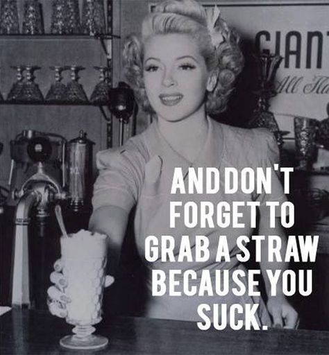 21 Funny 1950s Sarcastic Housewife Memes ~ Humor is never vintage