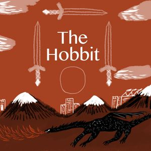 film summary the hobbit The hobbit is part of a long story the next part is a trilogy called lord of the rings this book is meant for kids, but has a lot of adult themes.