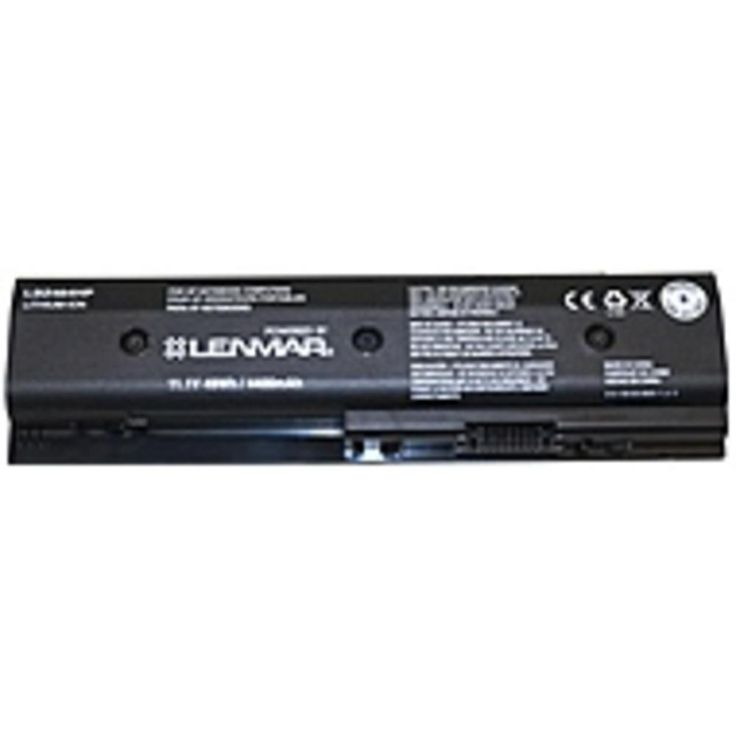 Lenmar Replacement Battery for HP Pavilion DV6-7000 Laptop Computers - 4400 mAh - Lithium Ion (Li-Ion) - 10.8 V DC
