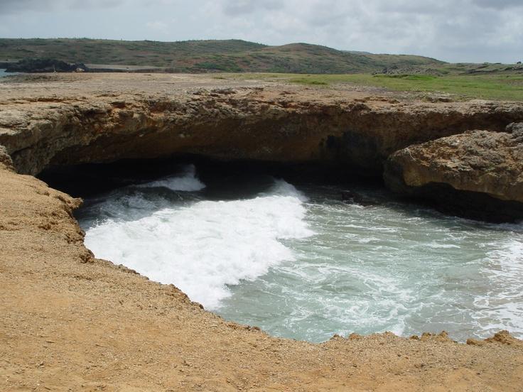 The Natural Bridge, Aruba