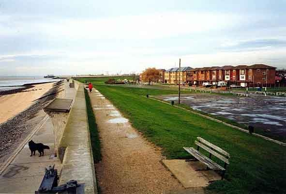 Canvey Island, England