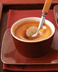 Salted Caramel Cheesecake Recipe on Food & Wine