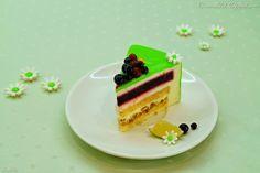 Всем доброе время суток! Сегодня я снова с тортом. Не удивила!:)))   Но торт необычный, так как смородину с лаймом, а в особенн...