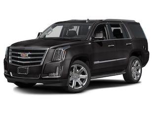 2018 CADILLAC Escalade Luxury SUV – used vehicle's
