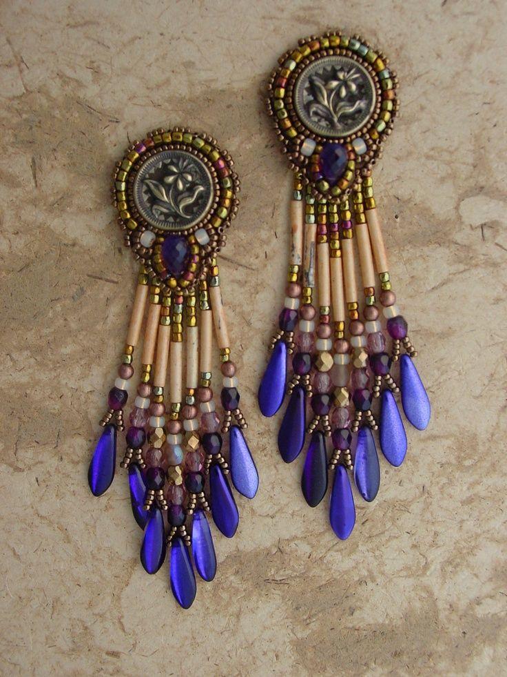 Heidi Kummli | Heidi Kummli | Beaded Jewelry...my enfatuation!