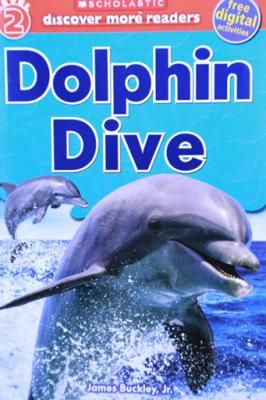 Dolphin Dive! This book combines appealing natural #historyfacts about dolphins' anatomy and life cycle with new information about their behavior. There are charming stories about how dolphins interact just like little kids do — caring, sharing, and sometimes disagreeing! A free downloadable digital book features fun text-based questions and activities, plus audio and video enhancements.