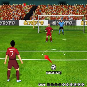 Penalty World Cup Brazil - Juegos Futbol