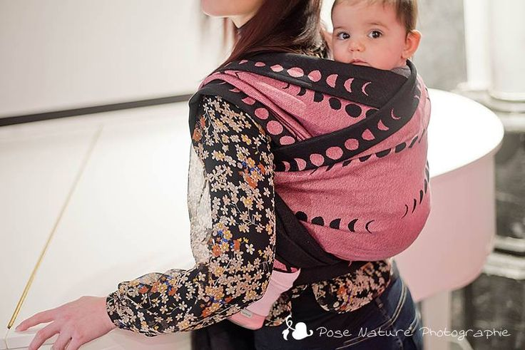 Solnce Phases moon Phases Clair De Lune Wrap