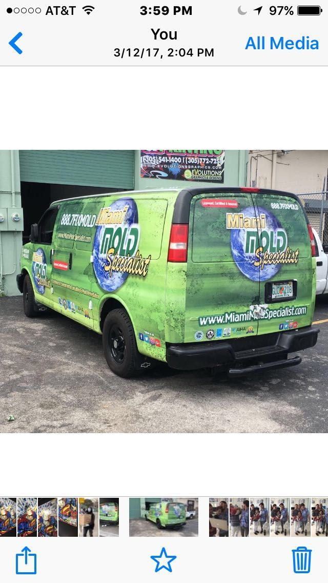 We use state of the art mold inspection and mold removal equipment and follow industry guidelines to rid your property of mold. Our highly experienced staff is professional and dedicated to providing premium Miami mold abatement services.