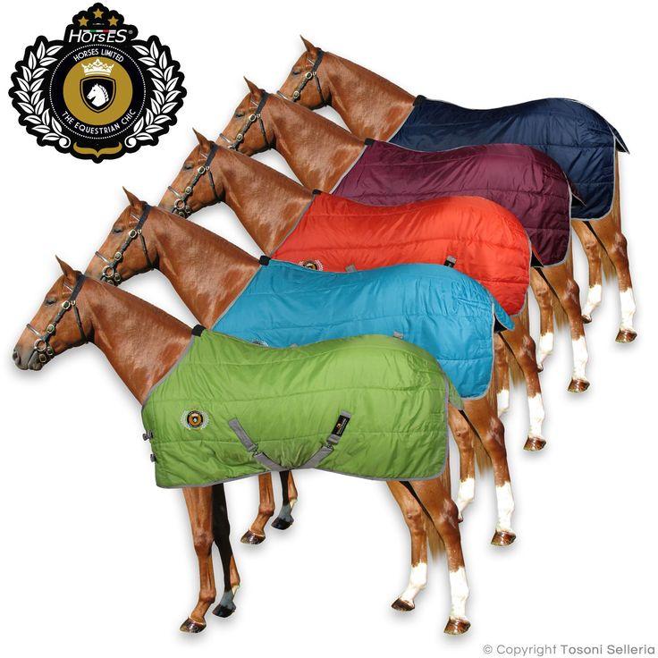 Coperta Box Horses Equestrian Chic 300gr