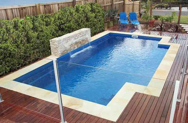 Fiberglass Pool | 2016 Elegance 27 Model | Leisure Pools