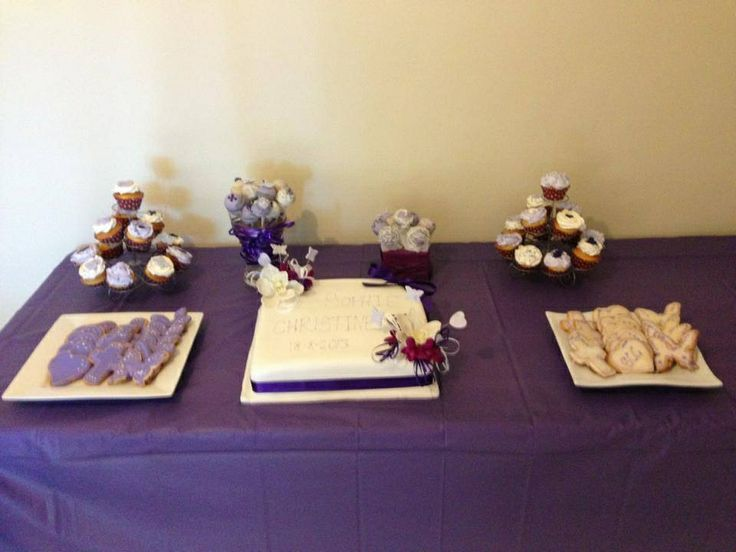 My baby girls baptism spread
