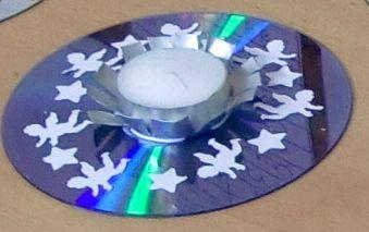 Vánoční svícen - CD