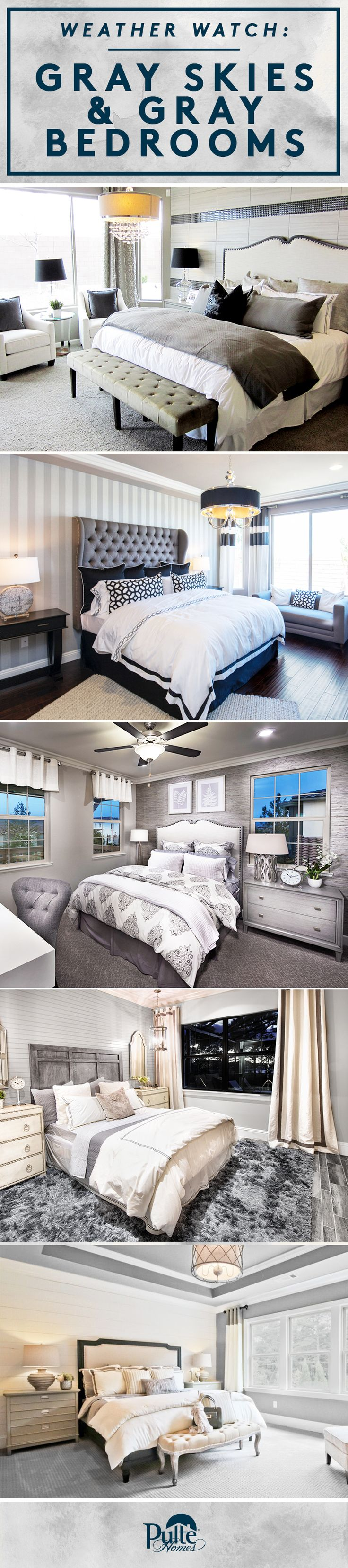 Using home decor in cool shades of