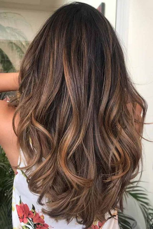 60 Hair Colors Ideas Trends For The Long Hairstyle Winter