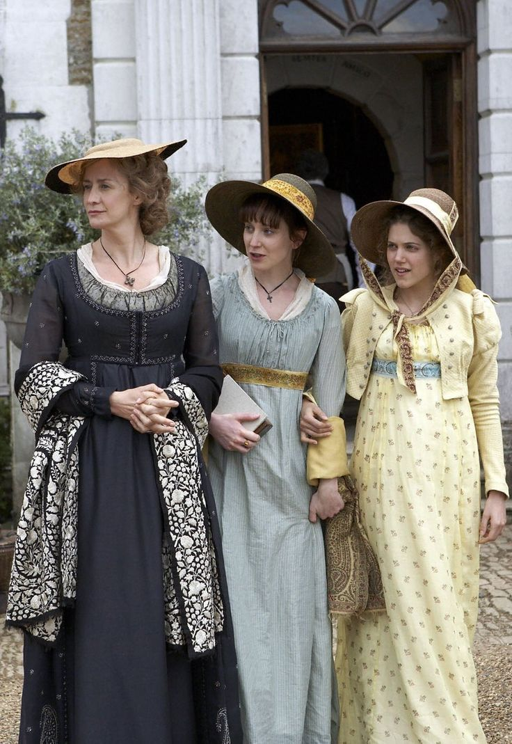 Sense and Sensibility (2008) Probably the best BBC production of any Jane Austen book.
