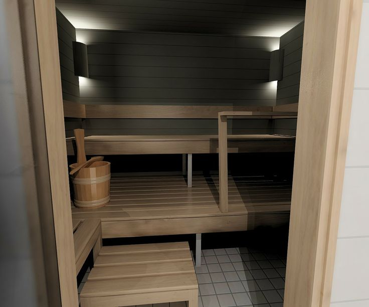 #Finnish #sauna renovation