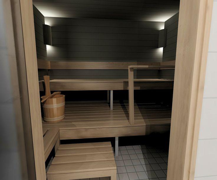 #Finnish #sauna renovation