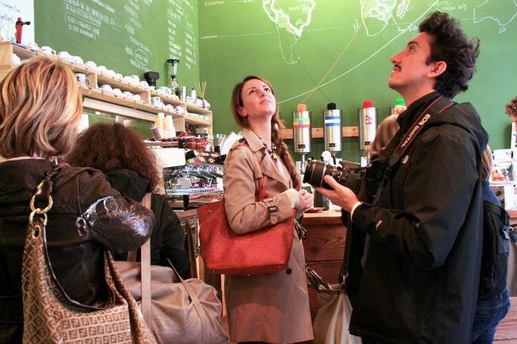"""ORSO - Laboratorio Caffè la caffetteria """"vicina"""" di Mara dei Boschi un diverso modo di prendere il caffè - San salvario #torino con @torinopiemonte - #socialfoodewine - Ph. C. Pellerino"""