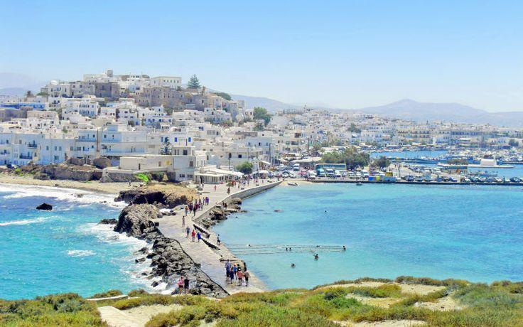Naxos on todellinen rantaparatiisi kaikenikäisille, jossa matkailijat otetaan vastaan vieraina ja ystävinä. www.apollomatkat.fi #Naxos #Kreikka