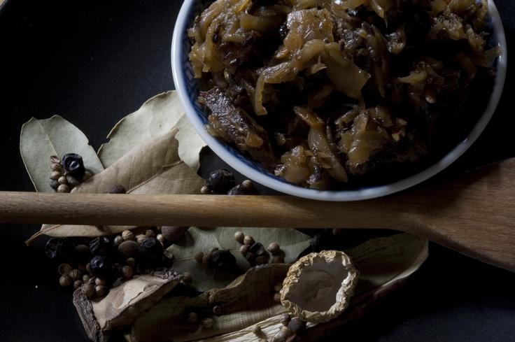 Bigos (sauerkraut-mushrooms-and-meat stew) #eleonora #trojan #eleonoratrojan