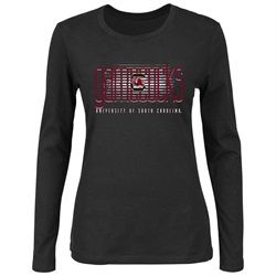 Long Sleeve Ladies South Carolina Gamecocks T-Shirt