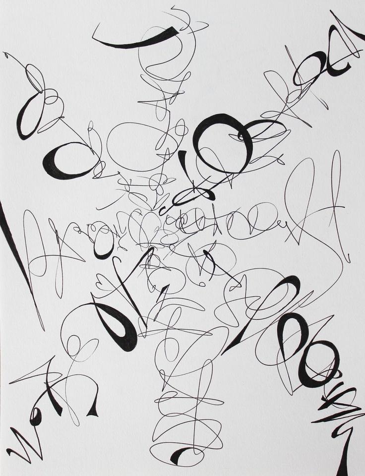 Best images about autour de la calligraphie on