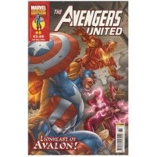 The Avengers United #65 from Marvel/Panini Comics UK. 3rd May 2006 issue. In very good condition internally and cover. Bagged and boarded. £2.00