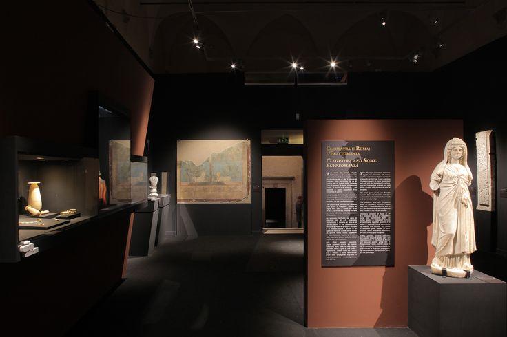 L'Egittomania conquista Roma ancora a distanza di millenni...#CLEOPATRA. Roma e l'incantesimo dell'Egitto