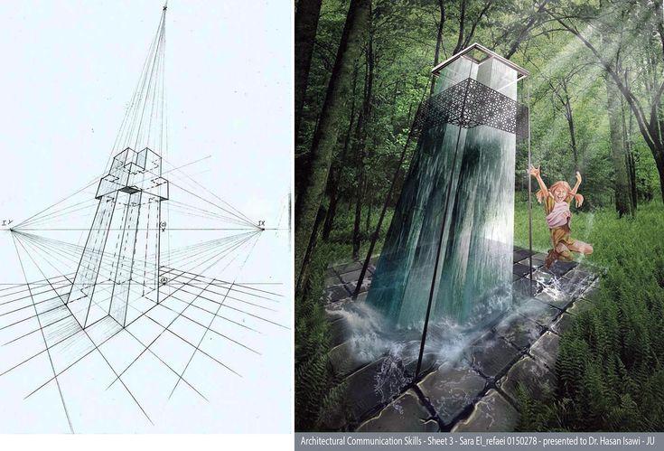 سارة الرفاعيArchitectural Communication Skills- مهارات اتصال معماري