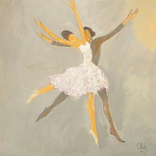 Ballet Dancers - Constantin Piliuta