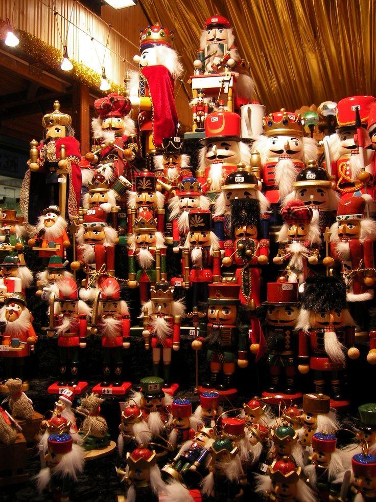 Nutcracker Army at German Market Birmingham UK - Dec 2008 & 60 best Christmas Markets in Britain images on Pinterest ...