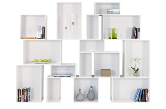 Box hyller, storage, flexible shelf, fleksibel hylleløsning