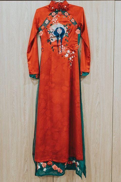 17 Best images about Vietnamese dress Ao Dai on Pinterest