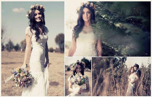Blumenkranz Braut | Friedatheres