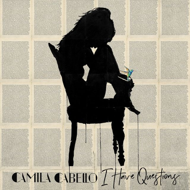 """I Have Questions"" by Camila Cabello was added to my Discover Weekly playlist on Spotify"
