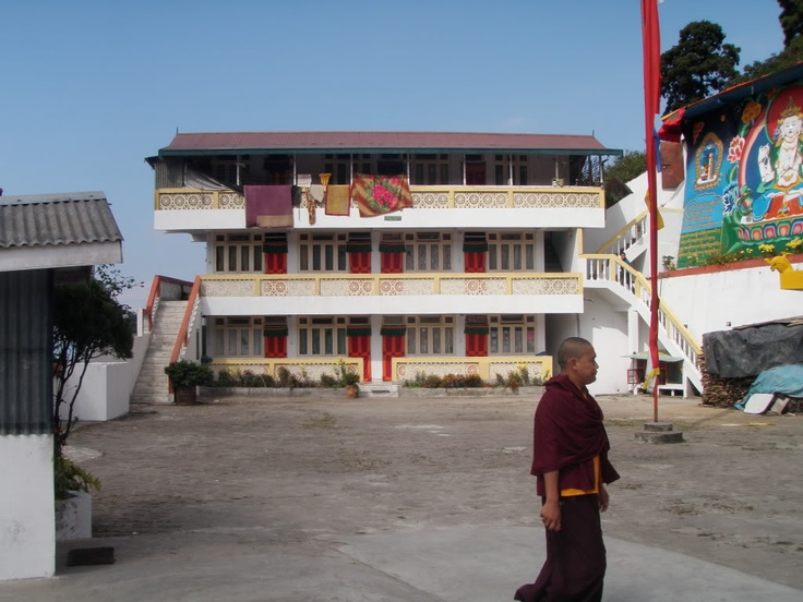 Dali Gompa Monastery