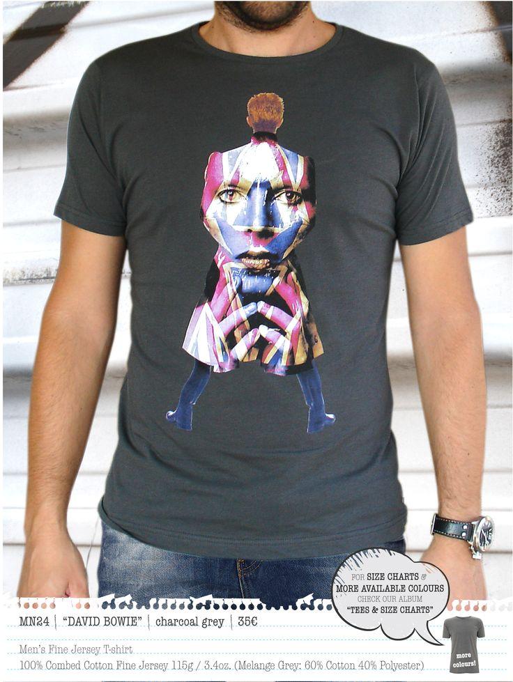 DAVID BOWIE Men's t-shirt