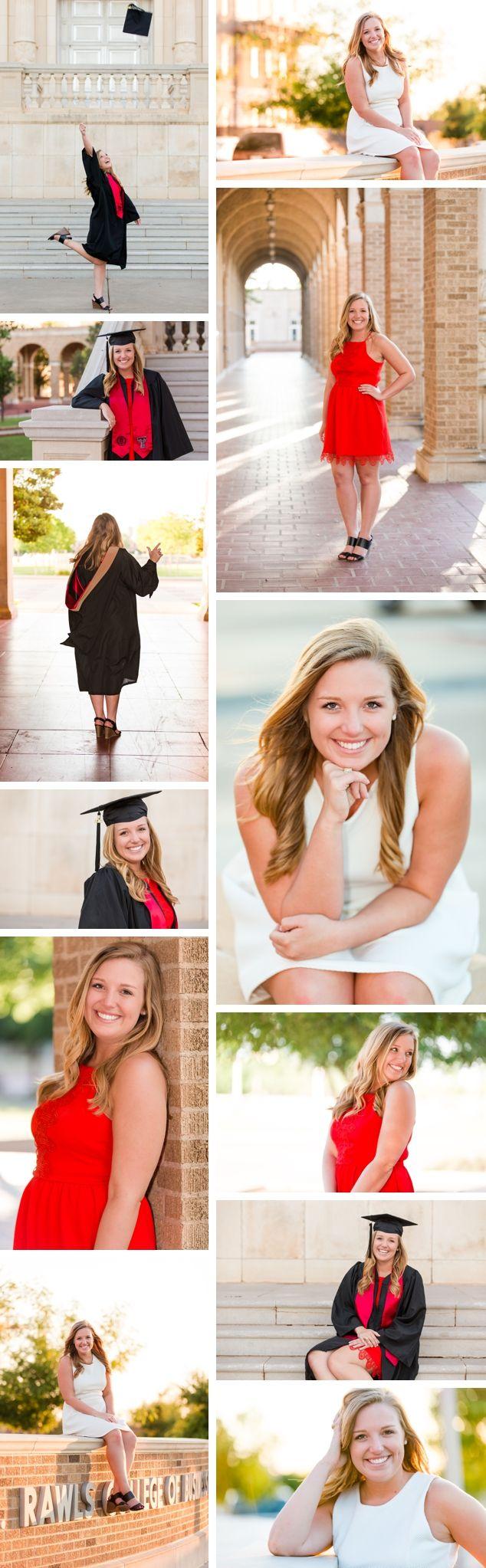 Texas Tech Senior Photos