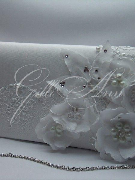 Свадебная сумочка клатч Gilliann Lux BAG265 #weddingbag #weddingclutch
