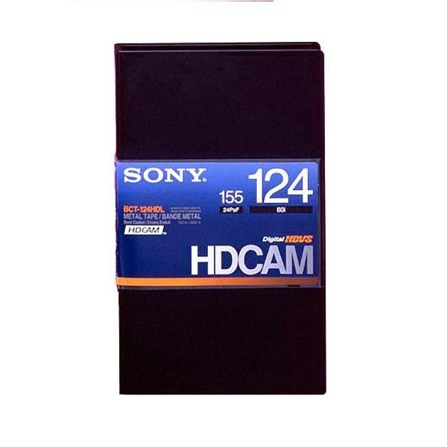 Sony HDCAM